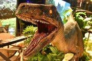 Jurassic World Café at ION Sky | Geeky Restaurant Adventures 20