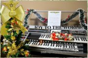 2020 Downloadable Electone Sheet Music 7 – Joy to the World!