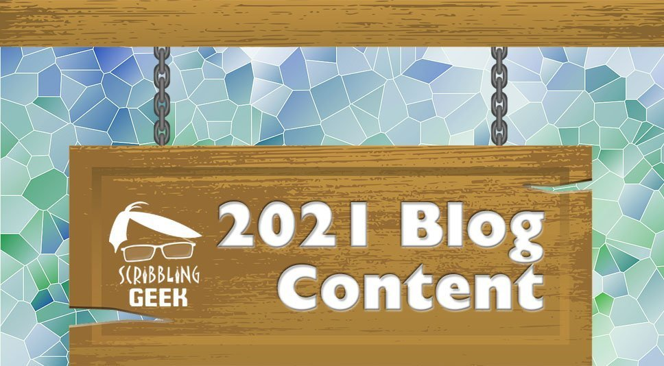 Blog Content Strategy for 2021