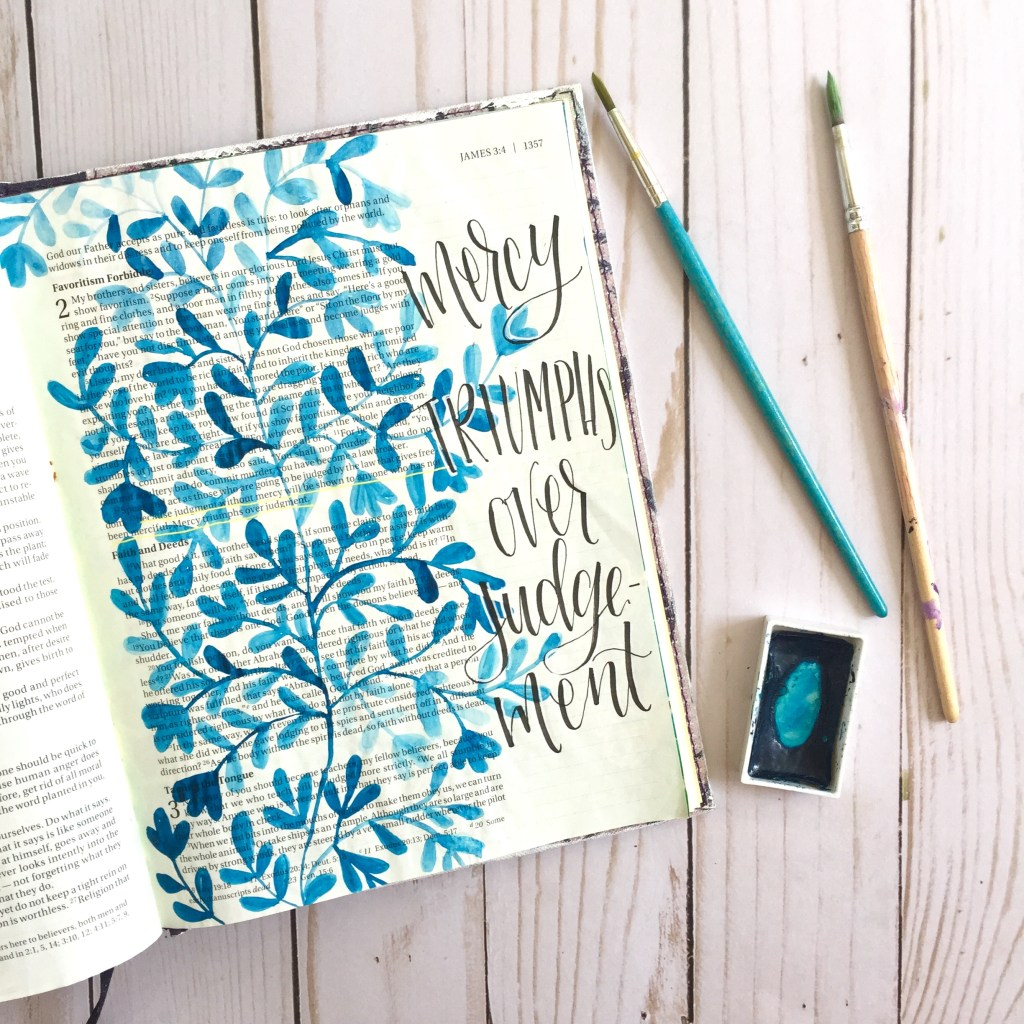 Watercolor Vines Tutorial with Free Printables! - Scribbling Grace