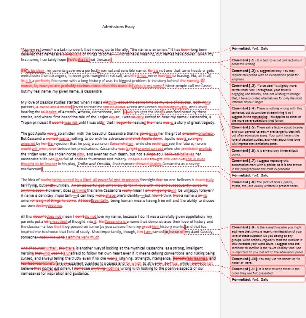 Free essay editor infoletter co
