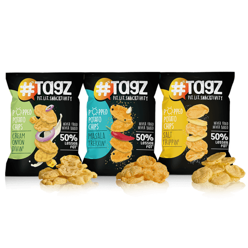 Potato chips Combo 2 assorted