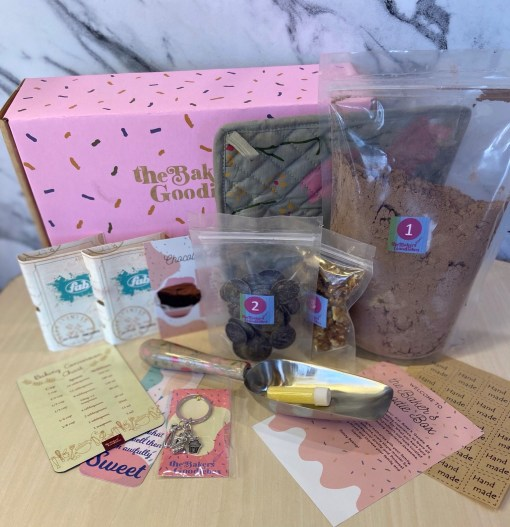 bakers box March