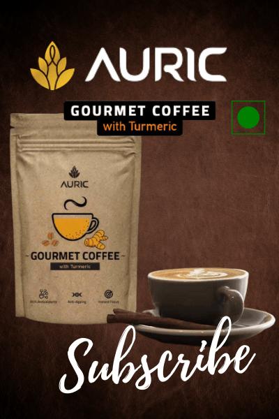 turmuric coffee