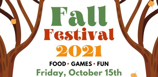Save the Date – 2021 Fall Festival