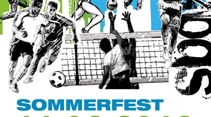 SCR Sommerfest am 11.06.2016