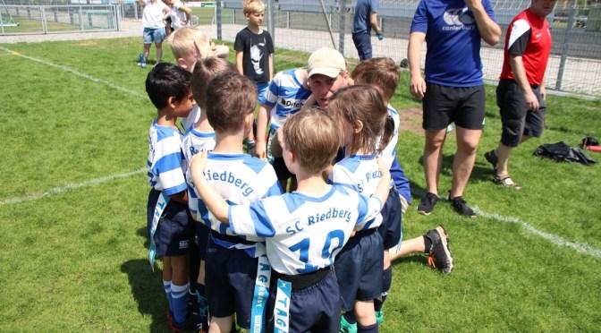 Rugby: Tolle Atmosphäre beim Turnier der Hess. Rugby-Jugend am Riedberg