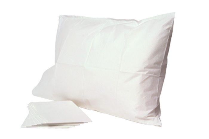premium disposable paper pillow cases covers 100 case 21 x 30