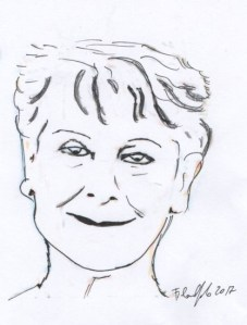 Simonetta Agnello Hornbi par Filomena Oppido