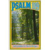 Book-Psalm 119 by Bridges