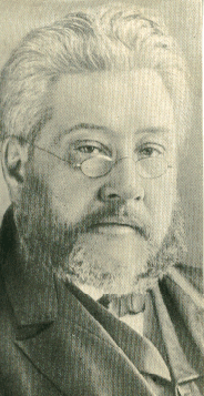 Spurgeon Portriat