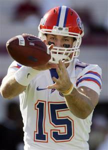 Florida Football - Tim Tebow