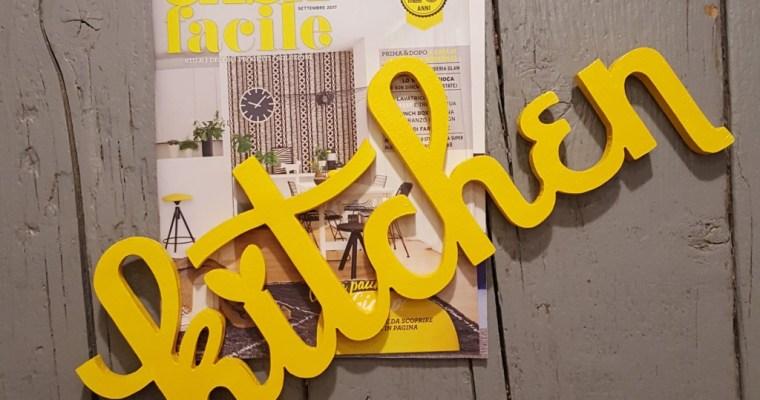 Il mio blog Diario #17 – E' nata la Linea Casa di Zucca Di Legno