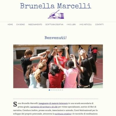 Sito di Brunella Marcelli