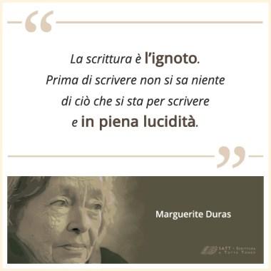 Scrittori di successo: Marguerite Duras