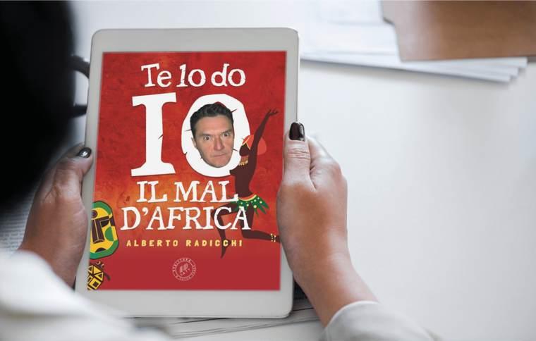Te lo do io il mal d'Africa: il libro elettronico in un e-reader