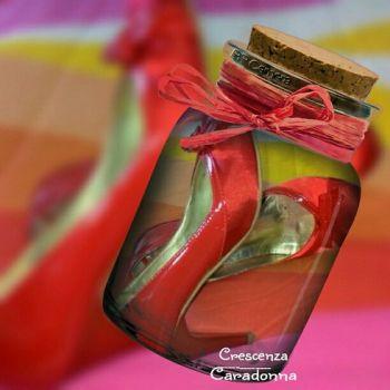 La scarpetta rossa