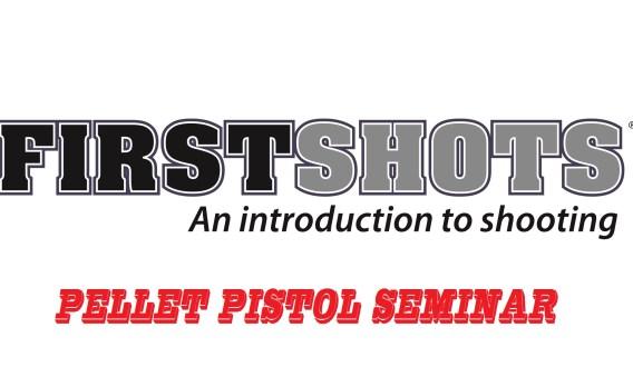 First Shots – Pellet Pistol Seminar