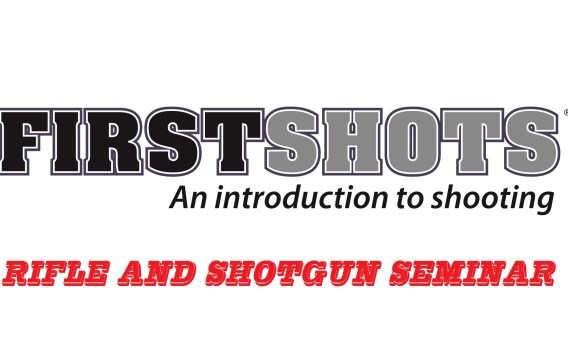 First Shots-RIFLE AND SHOTGUN SEMINAR