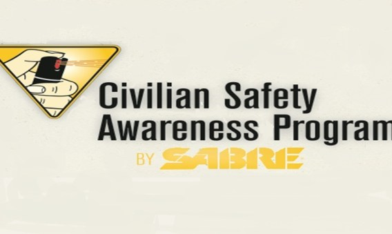 CIVILIAN SAFETY AWARENESS PROGRAM / PEPPER SPRAY