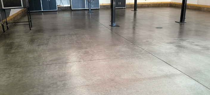 Concrete Floor Sealing Services in Minnesota