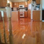 Residential Wood Floor Re-Coat
