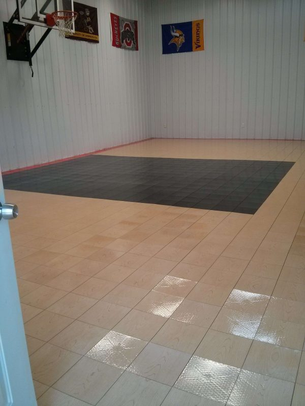 Response Sport Court Polypropylene Floor Finish