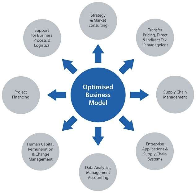Parallel Business Structure