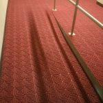 Scrub n Shine Installs Commercial Carpet Tiles!