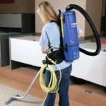 Back Pack Vacuums Pay for Themselves