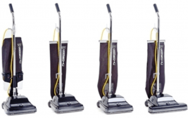Scrub n Shine Commercial Upright Vacuums