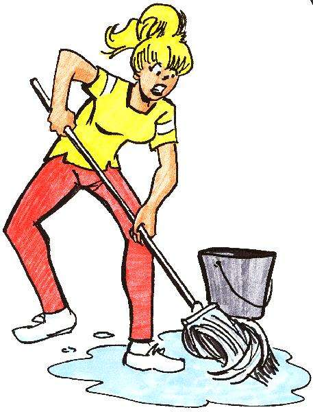 Wet Mopping icon