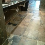 Slate Floor Tiles Need Penetrating Sealer