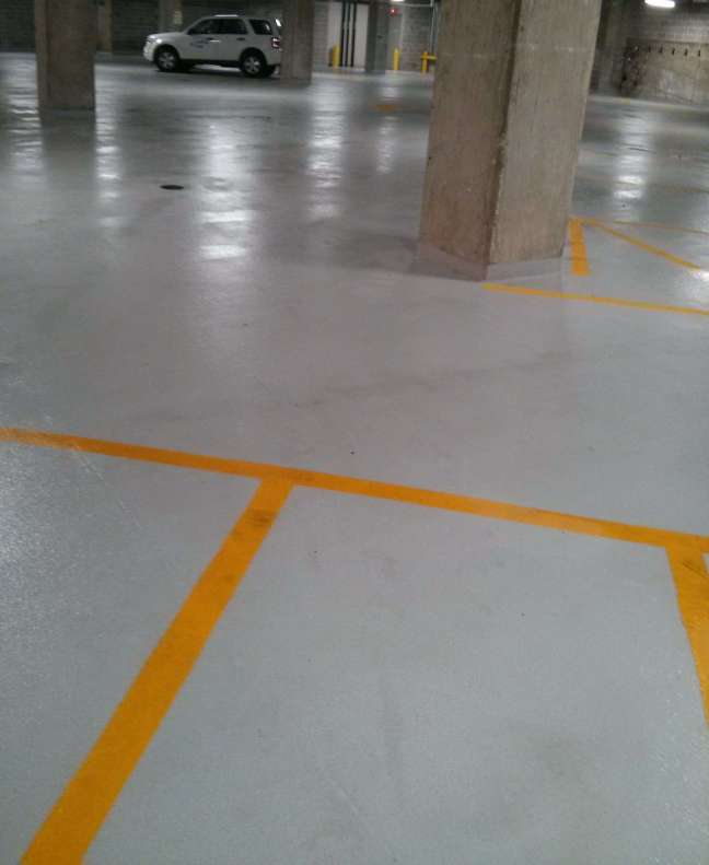 Commercial Parking Garage Cleaning Contractors Minneapolis