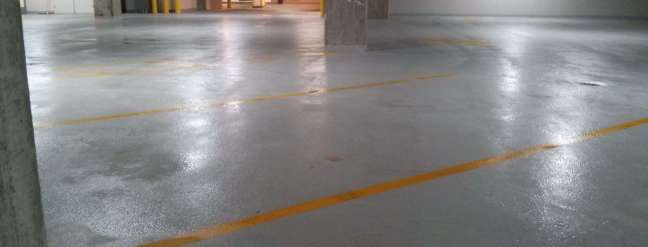 Commercial Parking Garage Cleaning Services St Paul