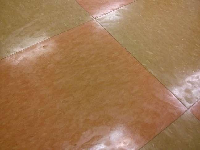 Poor Coalescence Floor Finish