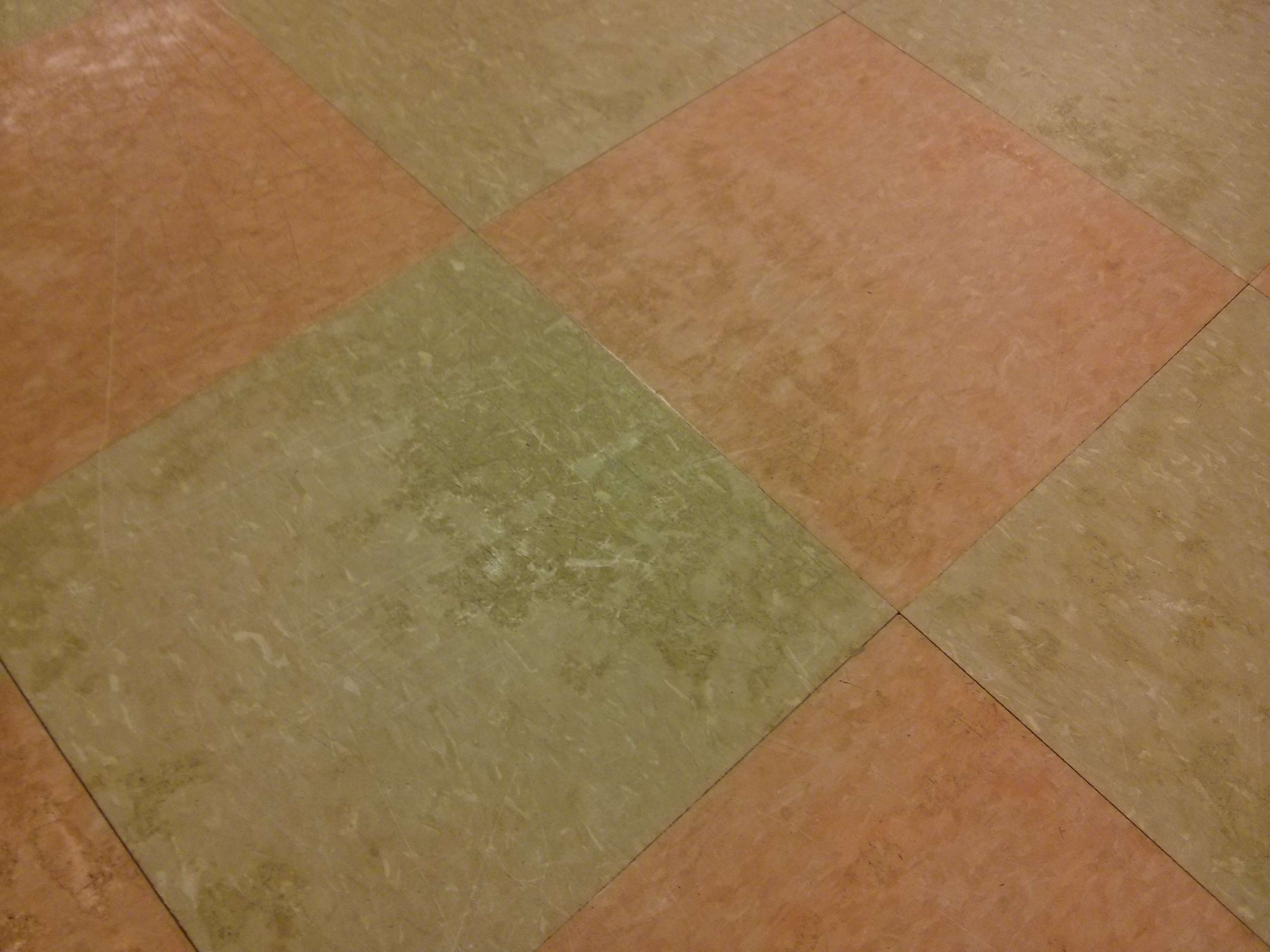 Poor Coalescence Of Clear Acrylic Floor Finish
