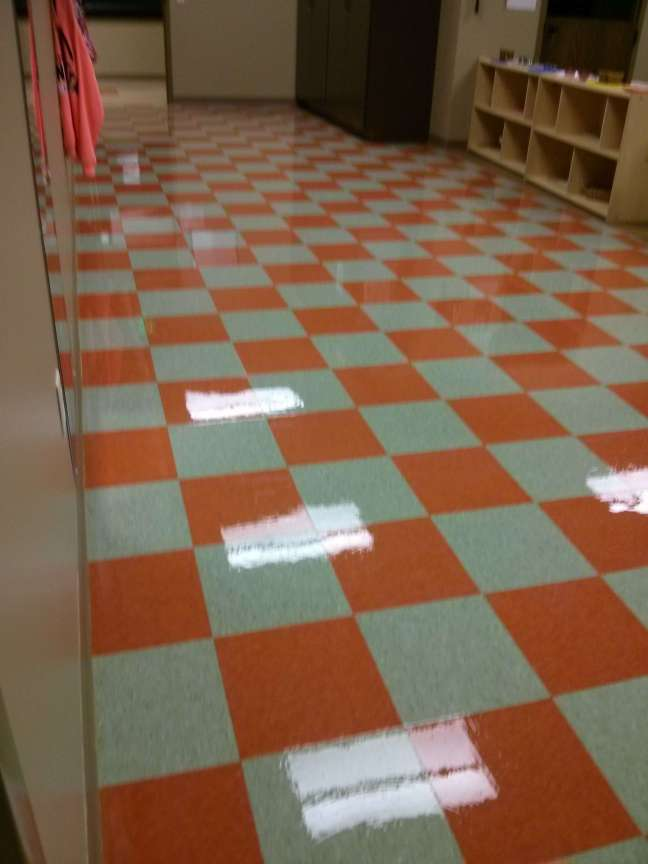 VCT Floor Coating Services Minnesota