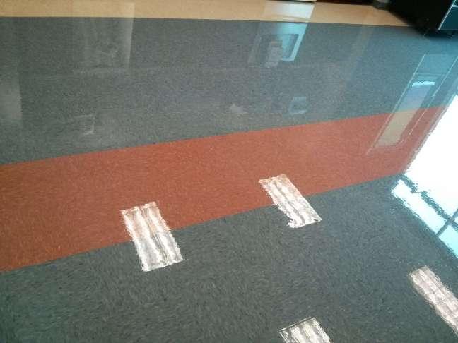 VCT Vinyl Floor Coating Services Minneapolis