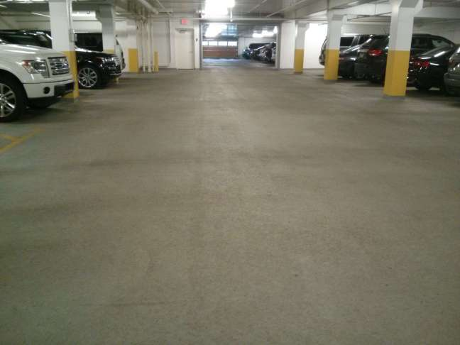 SCRUB N SHINE Anti-Slip Textured garage floor coatings
