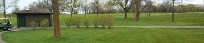 Scrub n Shine loves golf courses