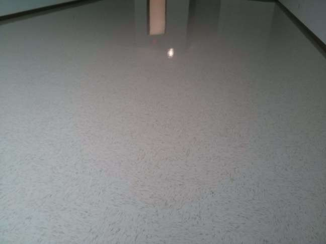 New VCT Floor Sealing and Clear Coating Services Minneapolis