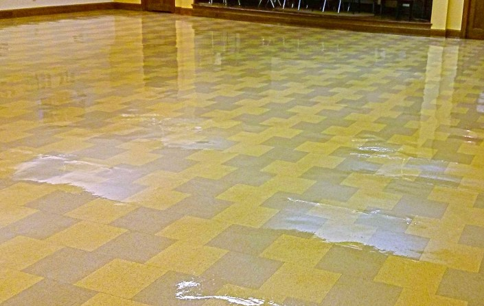 Floor Clear Coating Service Minneapolis