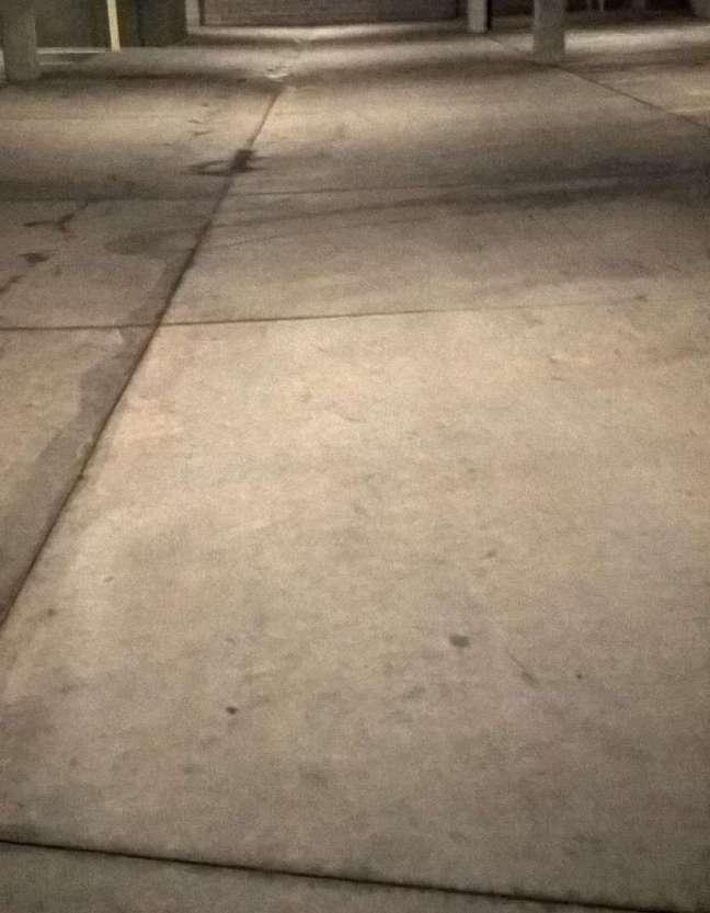 Parking Garage Floor Pressure Washing and Scrubbing Services MN