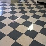 Deep Clean Vinyl Floor Service Yields Shiny Vinyl Floor in Chanhassen, MN