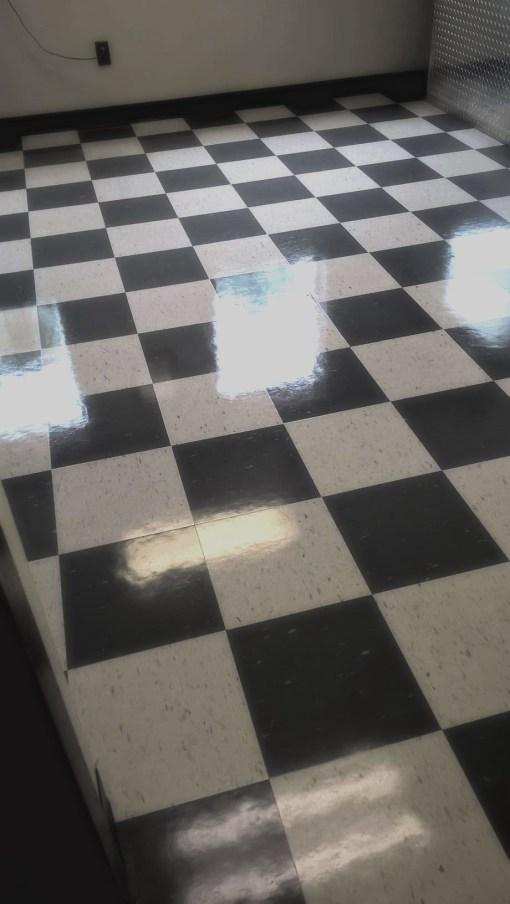 Floor Clear Coating Service Chanhassen