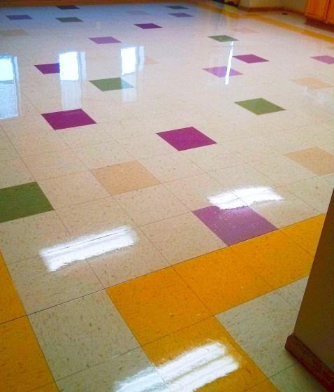 Saint Paul Floor Clear Coat