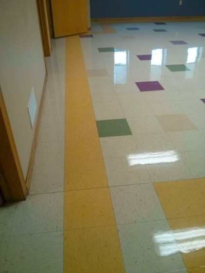 Saint Paul Floor Clear Coatings