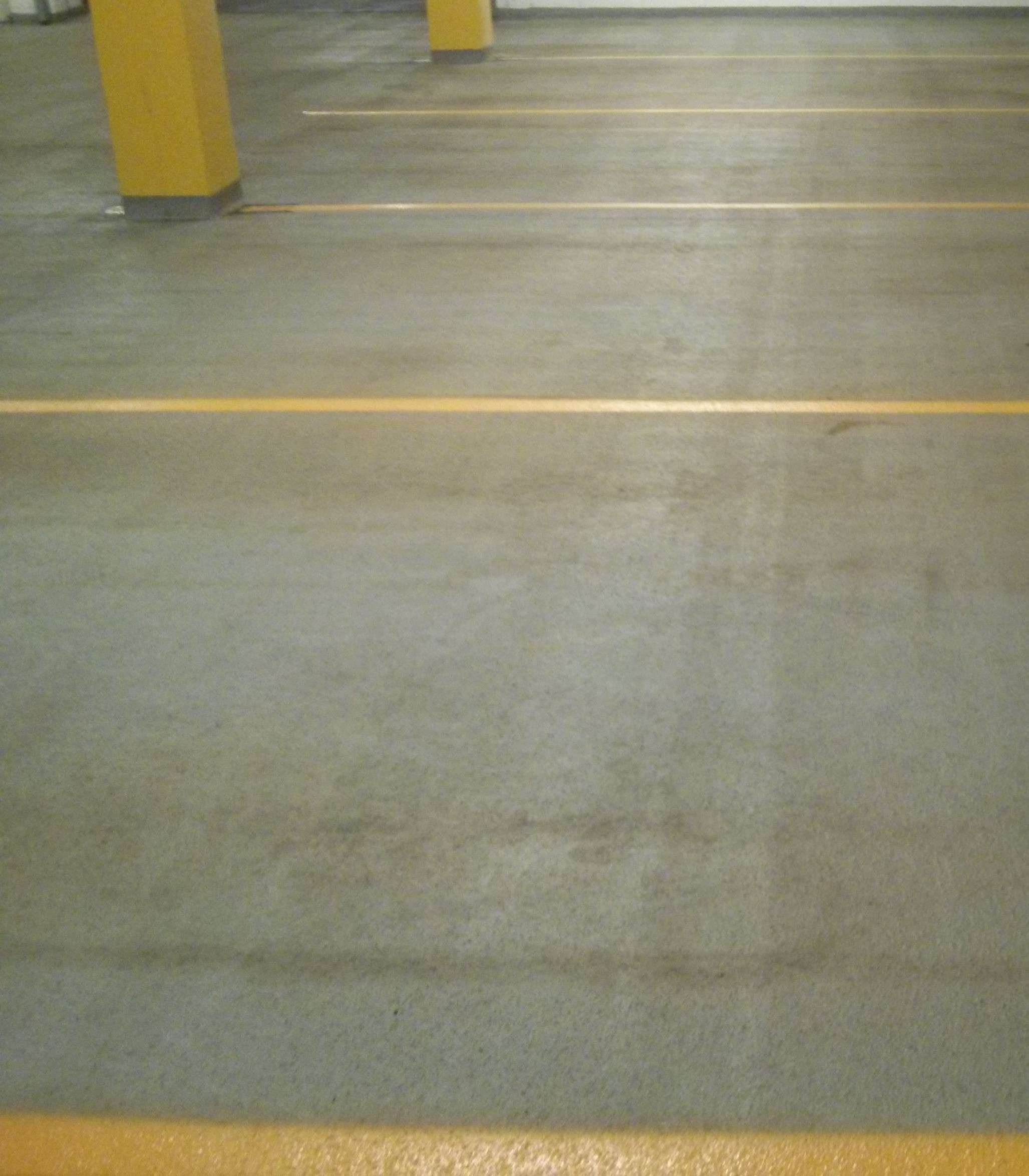 Parking garage floor cleaning and re striping job in minneapolis parking garage floor cleaning and re striping in minneapolis solutioingenieria Image collections