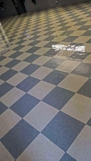 Crystal Floor Clear Coating Service